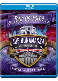 Joe Bonamassa Tour De Force: Live In London - Royal Albert Hall - Acoustic / Electric Night on Blu-ray