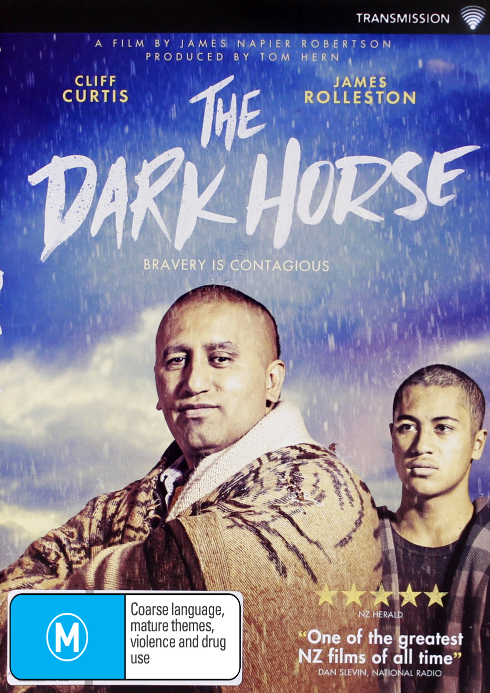The Dark Horse on DVD image