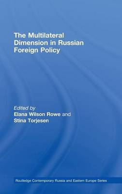 The Multilateral Dimension in Russian Foreign Policy image