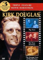 Kirk Douglas Triple Feature (big Trees/my Dear Secretary/ Strange Love Of Martha Ivers) on DVD