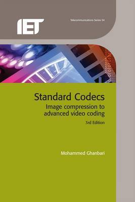 Standard Codecs by Mohammed Ghanbari image