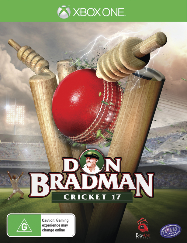 Don Bradman Cricket 17 for Xbox One