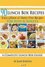 90 Lunch Box Recipes by Jane Burton
