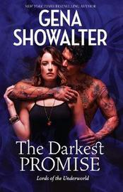 The Darkest Promise by Gena Showalter image
