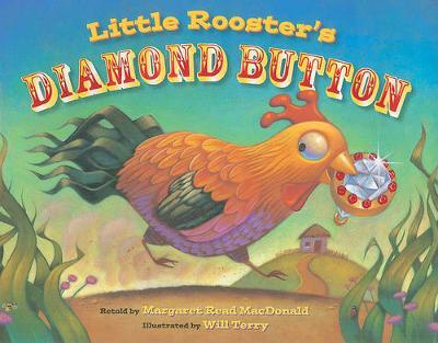 Little Rooster's Diamond Button Book and DVD Set by Margaret Read Macdonald image