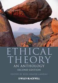 Ethical Theory by Russ Shafer-Landau