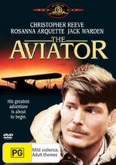 The Aviator on DVD