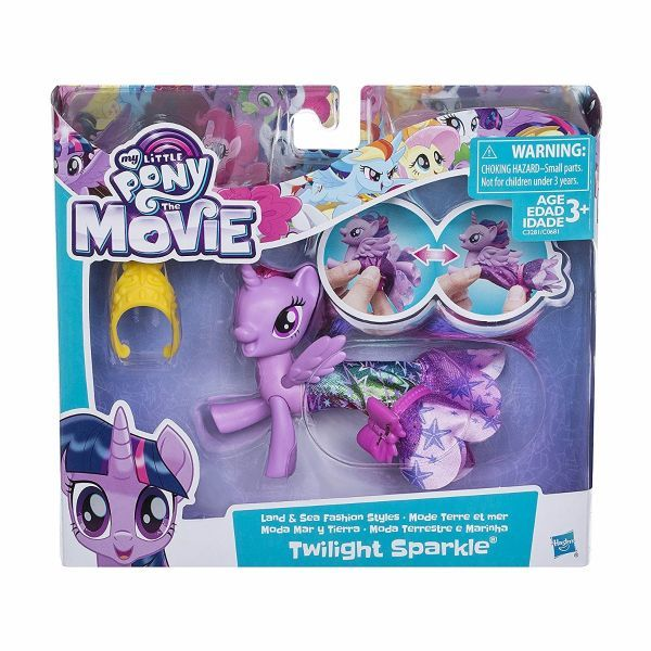 My Little Pony: The Movie - Princess Twilight Sparkle Sea Fashion Doll image