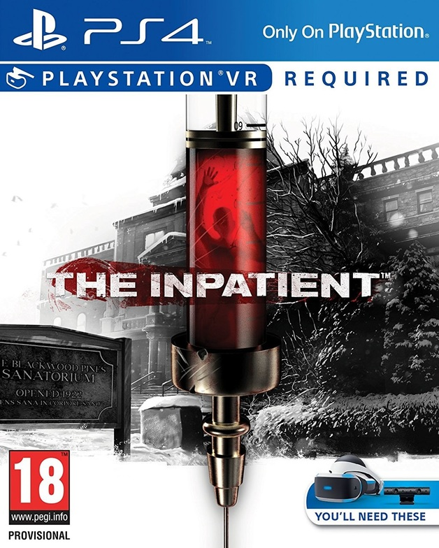 The Inpatient VR for PS4