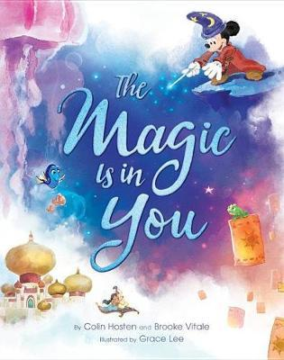 The Magic Is in You by Colin Hosten