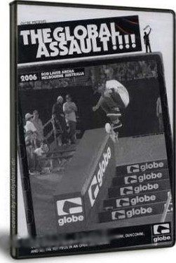 Global Assault!!! 2006 on DVD image