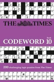The Times Codeword 10 by The Times Mind Games image