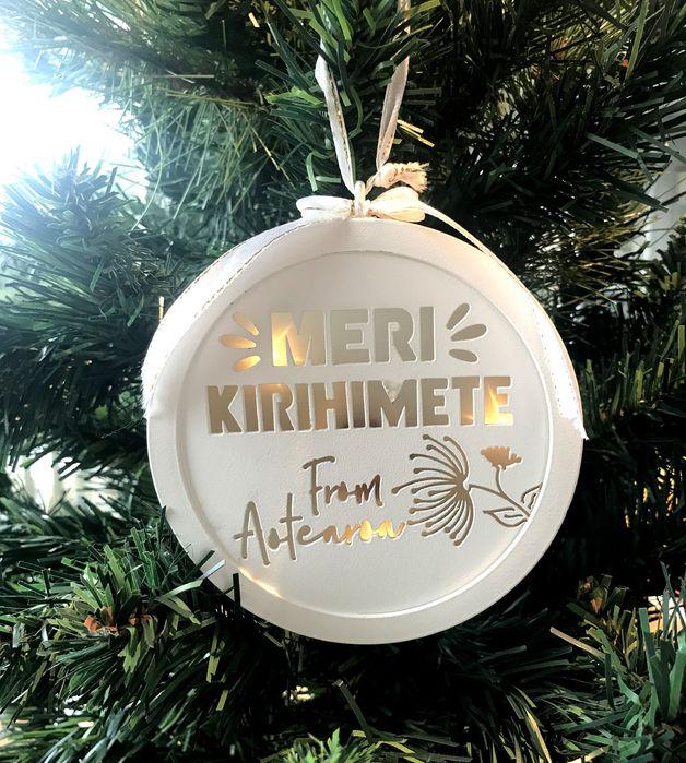 Moana Road: Christmas Light - Meri Kirihimete