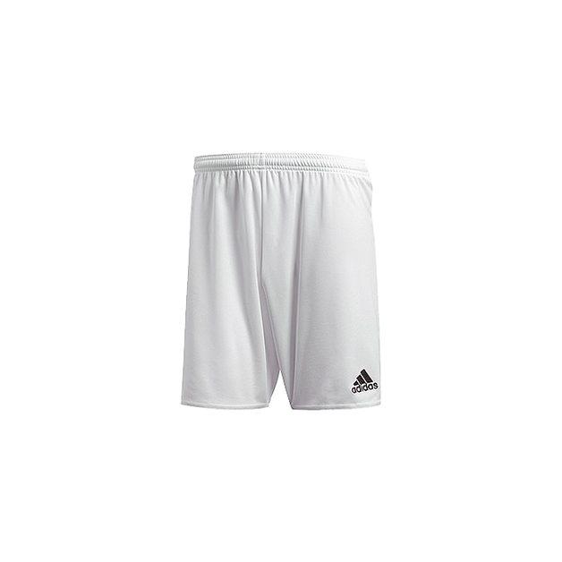 Adidas: Parma Shorts (Youth) - White/Black (5-6)