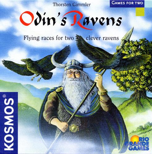 Odin's Ravens image