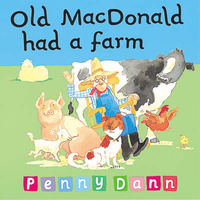 Old MacDonald Had a Farm by Penny Dann image