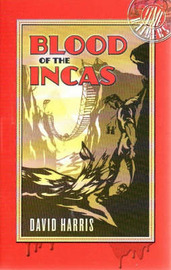 Blood of the Incas by David Harris image