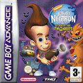 Jimmy Neutron: Attack of the Twonkies for Game Boy Advance