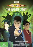 Doctor Who (2007) - The Infinite Quest (Animated BBC series) DVD