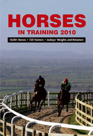 Horses in Training image