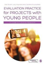 Evaluation Practice for Projects with Young People by Kaz Stuart image