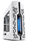 Deepcool Genome Liquid Cooled Chassis - White