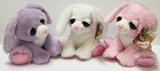 Aurora: Dreamy Eyes - Shimmery Bunny White