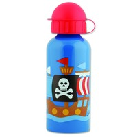 Stephen Joseph Stainless Steel Water Bottle - Pirate