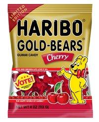 Haribo Gold Bears - Cherry (113g)