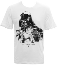 Star Wars Rogue One Galactic Empire T-Shirt (XX-Large)