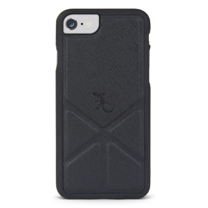 Gecko Origami Case for iPhone 7/6/6s - Charcoal image