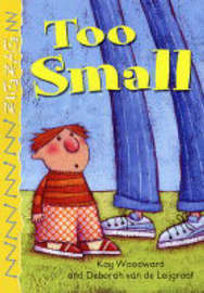 Too Small by Kay Woodward image