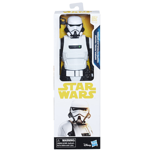 """Star Wars: 12"""" Action Figure - Imperial Patrol Trooper"""