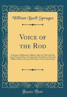 Voice of the Rod by William Buell Sprague image