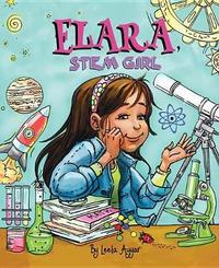Elara, Stem Girl by Leela Ayyar image