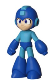 "Mega Man - 5"" Action Figure"