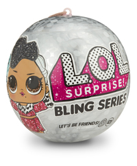 L.O.L: Surprise! Doll - Bling Series (Blind Bag)