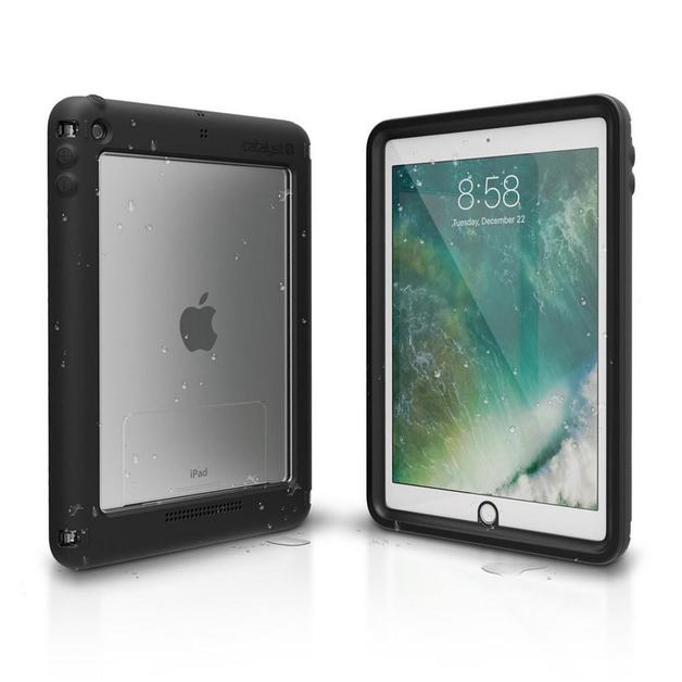 "CATALYST Waterproof Case for 9.7"" iPad (2017/18) (Black)"