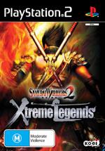 Samurai Warriors 2: Extreme Legends for PlayStation 2