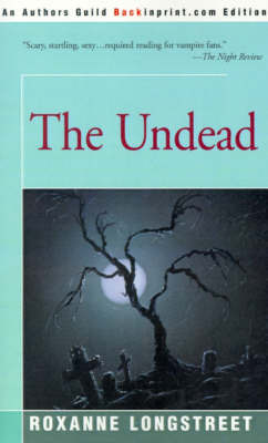 The Undead by Roxanne Longstreet image