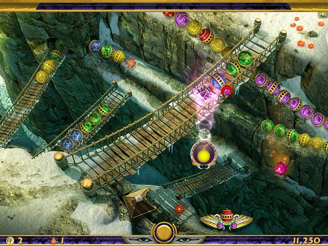 Luxor 4: Quest for the Afterlife for PC Games image