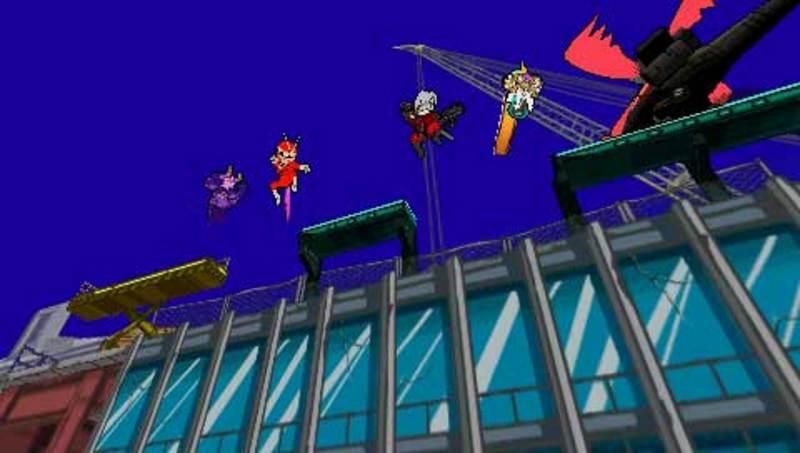 Viewtiful Joe - Red Hot Rumble screenshot