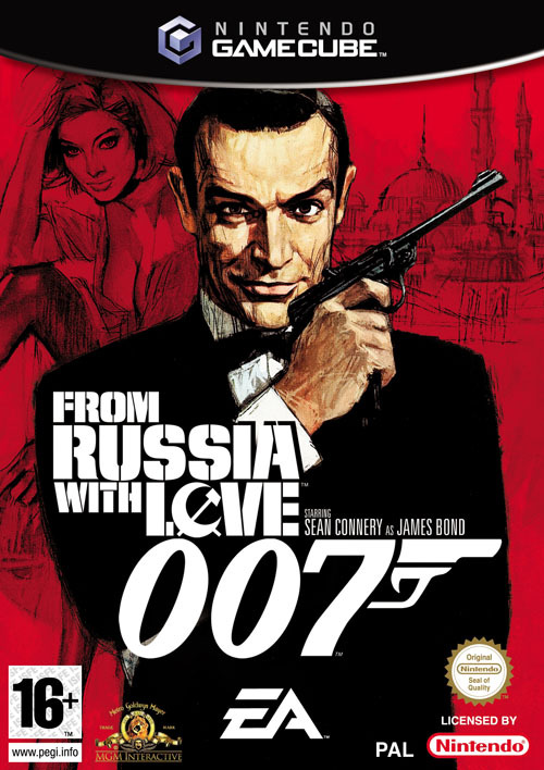 James Bond 007: From Russia With Love for GameCube