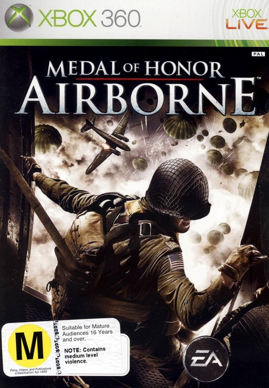 Medal of Honor Airborne for Xbox 360