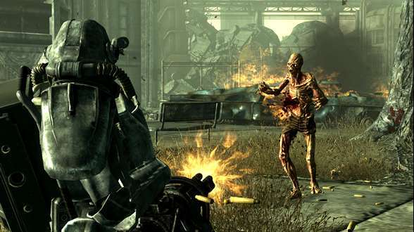 Amazon.com: Fallout 3: Game of the Year Edition: Video Games