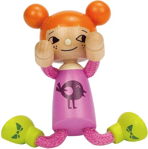 Hape: Young Daughter Wooden Doll image