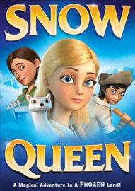 The Snow Queen on DVD
