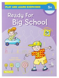 Gillian Miles - A4 Play & Learn - Read For Big School