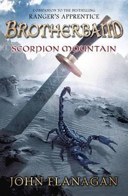 Scorpion Mountain by John Flanagan image
