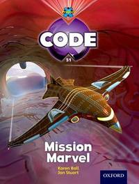 Project X Code: Marvel Mission Marvel by James Noble